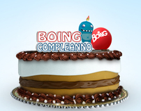 Compleanno Boing Tv