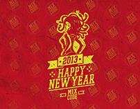 MixCode / 2013 Happy New Year - Medusa