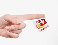 Hemmenthaler Cheese Free Service Branding