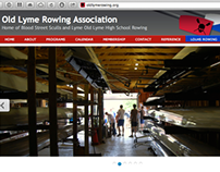 Old Lyme Rowing website