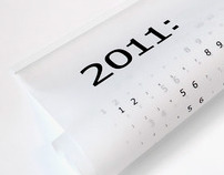 Календарь без букв на 2011 год