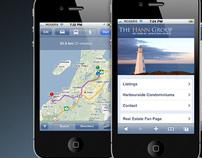 The Hann Group Mobile Listings App