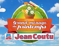 JEAN COUTU - GRAND MÉNAGE