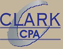 Clark CPA Logo Design