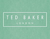 "D&AD 2013 - Ted Baker ""The Italian Touch"""