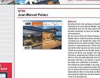 Revista 1:100. Argentina. 2012. Juan Manuel Pelaez