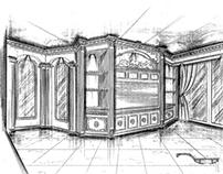 Interior Renderings