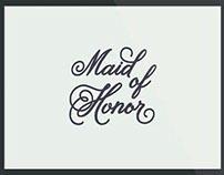 Maid of Honor - Wedding Planning App