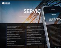 Energia Empreendimentos - Responsive Website