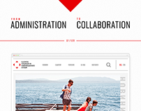 Web redesign - BACA