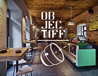 CASA TIFF // OBJECTIFF BAR INTERIOR DESIGN // 2014
