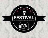 5º Festival de Percussão e Bateria de Lavra