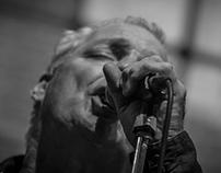 Optreden van Hunker op 7 mei 2016 in Amersfoort