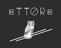 Ettore font