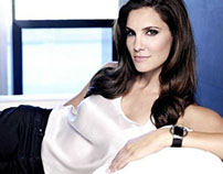 Fashion Styling - Pantene Advertising with Daniela Ruah