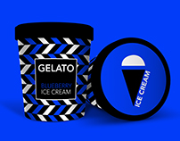GELATO: Ice Cream Packaging
