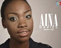 Aina Davies Make Up