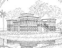 10,000 Islands Visitor Center Design