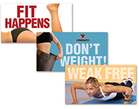 Direct Mail for Winter Park Health & Fitness