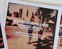 SKATEBOARDING POLAROIDS