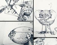 From my Sketchbook (Series)