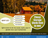 Cabin Shells For Sale Near Me | 888.368.0375 | shedcard