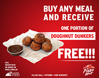 Doughnut Dunkers