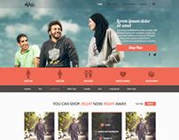 Nas Trends Website Redesign