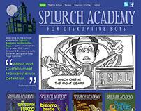 Splurch Academy web site