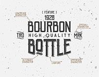 Bohem Typeface - 5 Font Style