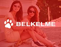 Дизайн сайта Belkelme