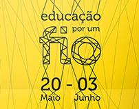 graphic communication EDUCAÇÃO POR UM FIO