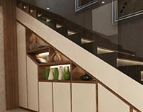 Ultra Modern Staircase