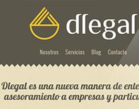 dlegal Web Site