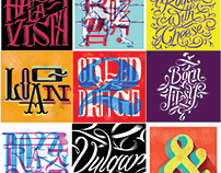 Popculture Typographic and Lettering Proactive
