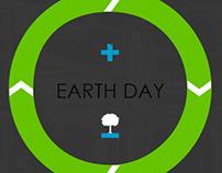 Lenmar Earthday Logo
