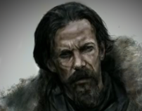 Locke from Game of Thrones