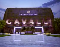 Roberto Cavalli square, Dubai, UAE