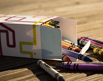Crayola Box Design - Artist Series