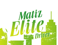 t-short design Matiz Elite Driver