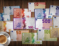 Euro Banknotes Project