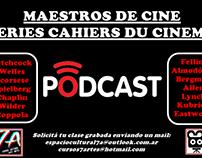 CLASES DE CINE A DISTANCIA: Podcasts grabados en MP3