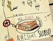 Monte's Subs Website