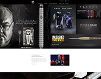 Darts Selling Web Site