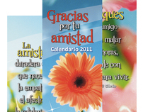 Calendario 2011 - Editorial Paulinas