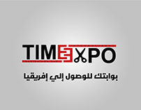 Time Expo motion graphic