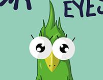 look me my big eyes