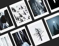 Augmented Minimalism - AR & Landscape Photography