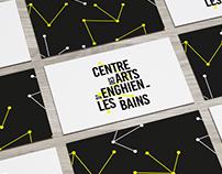 Graphisme Institutionnel - Bains Numériques - CDA