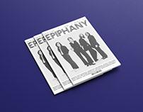 'EPIPHANY' Magazine Design